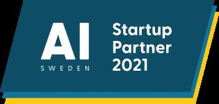 AI Sweden Startup Partner 2021